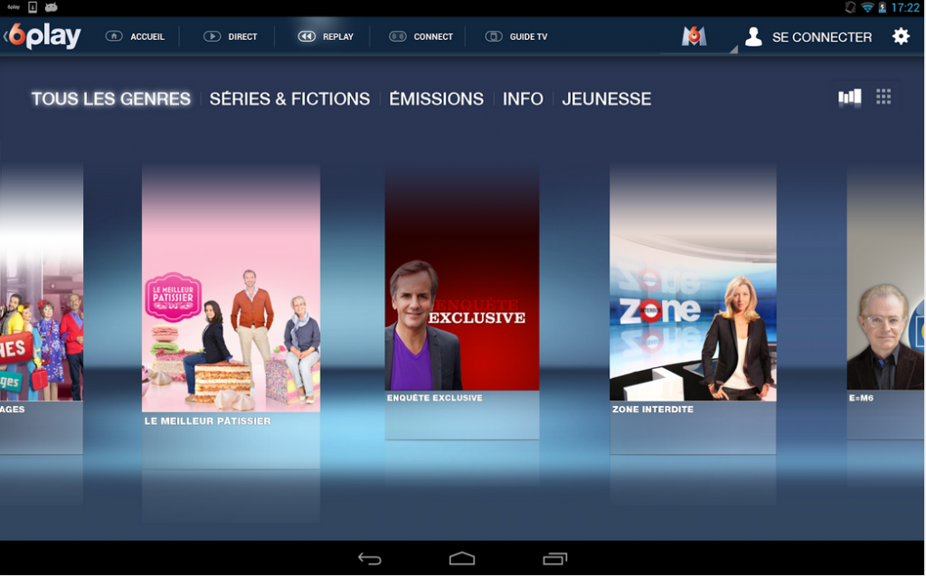 regarder w9 en direct ou en replay