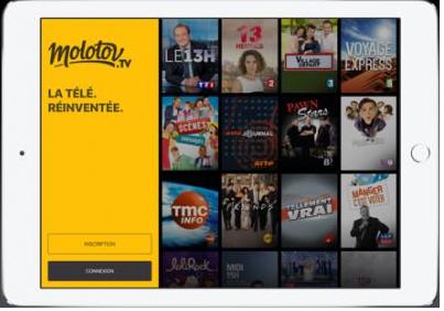 regarder les chaines de la TNT sur iOS